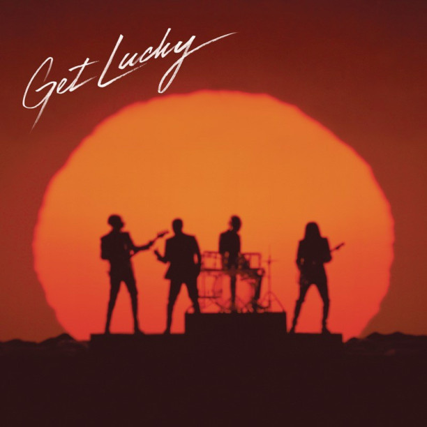 Get Lucky - Daft Punk David A Remix