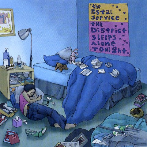 District Sleeps Alone Remix - Postal Service